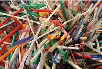 China takes on straws in its combat against plastic