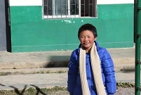 "A warmer winter for ""Ice Boy"" Wang Fuman"