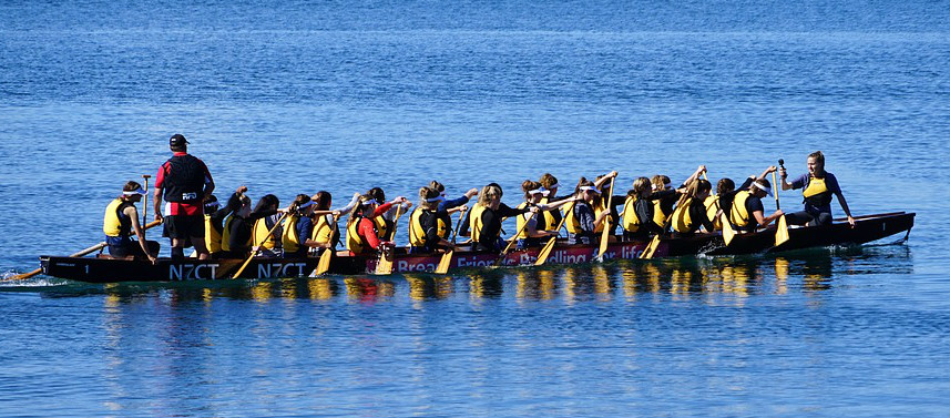 Chinese culture integrated into Vancouver Dragon Boat Festival